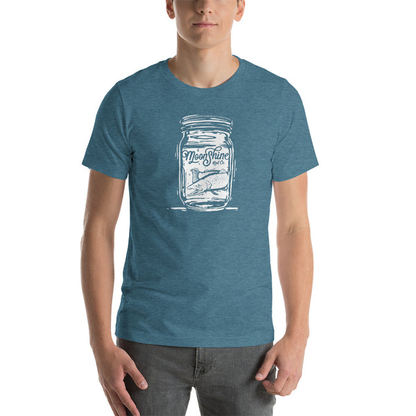 Trout in a Jar Tee