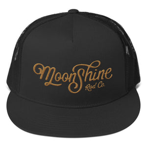 Moonshine Copper Trucker Cap