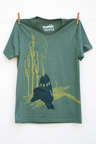Strange Neighbours - Pine Men's T-shirt