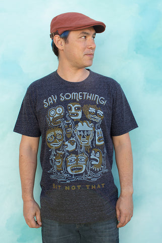 Say Something - Onyx Men's T-shirt