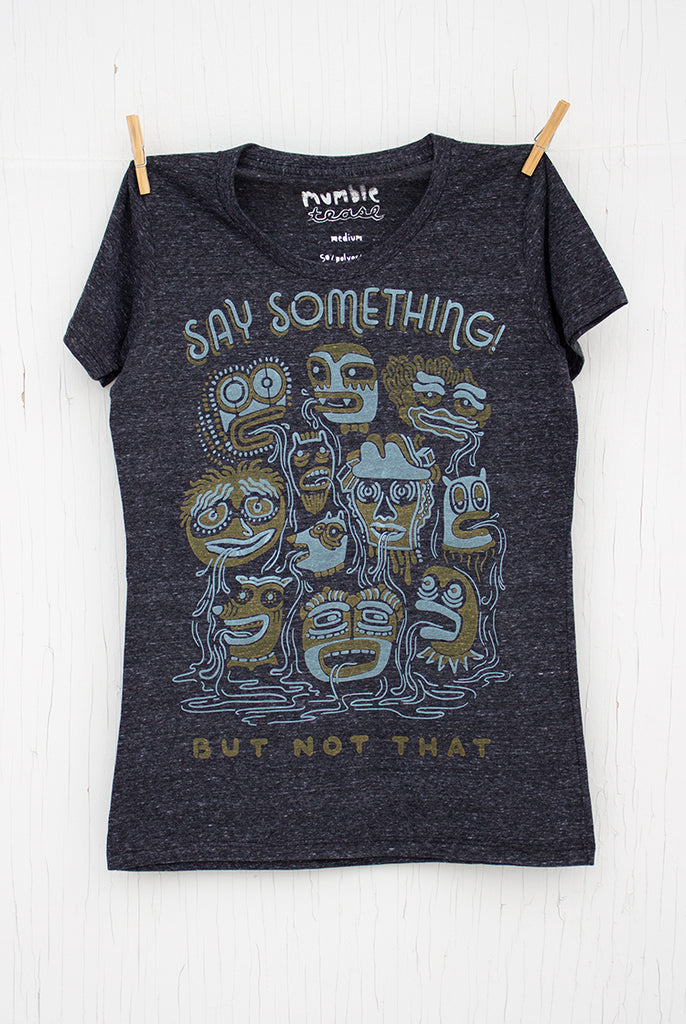 Say Something - Onyx Women