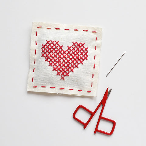 Stitch Your Heart Out Sachet Kit