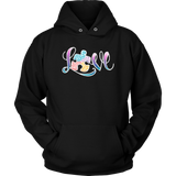 Love Puzzle - Autism Awareness T-Shirt