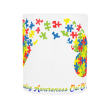 Autism - Spreading Awareness Out Of Love Mug