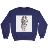 Elephant Holding A Feather - Autism Awareness T-Shirt