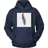 Autism Awareness Feather T-Shirt