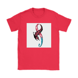 SIDS & Pregnancy Infant Loss Butterfly T-Shirt