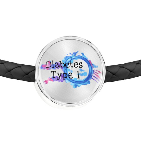 Diabetes Type 1 Medical Bracelet