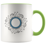 Diabetes Awareness Symbol Mug