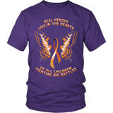 Real Heroes - Leukemia Awareness