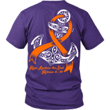 Hope Anchors The Soul - Leukemia