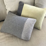 cashmere throw pillow
