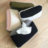 cashmere tissue holder