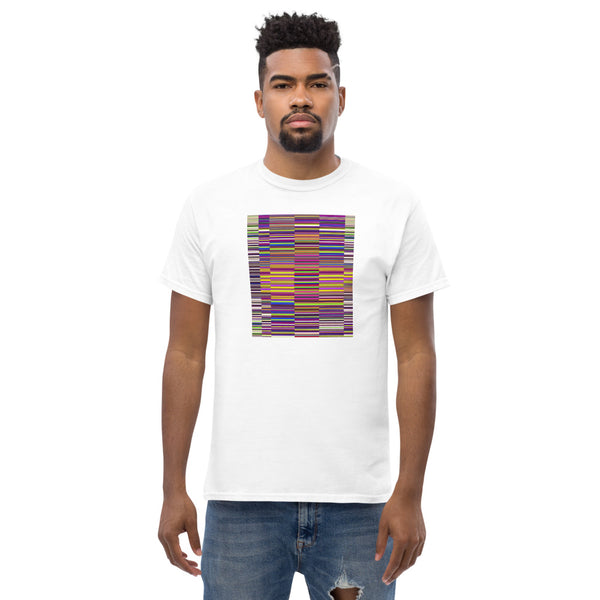 Digital Lines T Shirt