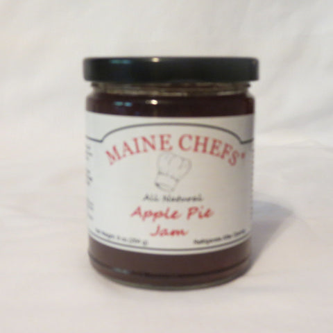 Maine Chefs Apple Pie