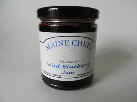 Maine Chefs Blueberry Jam