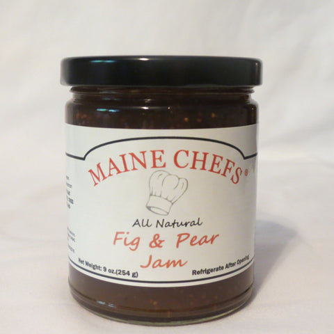 Maine Chefs Fig & Pear