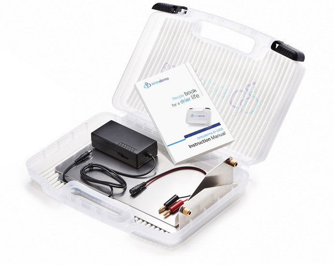Iontophoresis Machine - Dry Hands & Feet - $399 - Free Shipping ...
