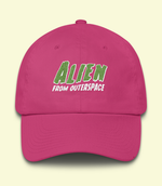 "Adorned By Chi ""Alien from Outerspace"" Dad hat (More Colors)"