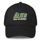 "Adorned By Chi Black ""Alien from Outerspace"" Dad hat (More Colors)"