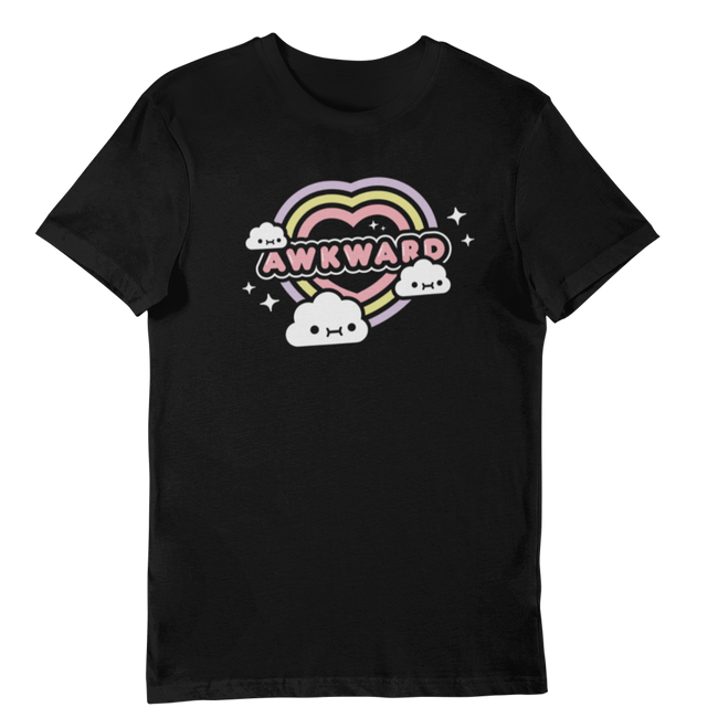 Adorned by Chi Awkward Unisex Short-Sleeve T-Shirt