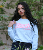 """Black & Proud"" Doll-inspired Unisex Long Sleeve T-Shirt (More Colors)"