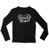 Black & Proud Unisex Long-Sleeve T-Shirt