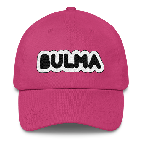 "Adorned By Chi Default Title ""Bulma Briefs"" Embroidered Dad Hat"