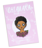 Adorned By Chi Chiamaka 90s Anime Inspired Cute Enamel Pin