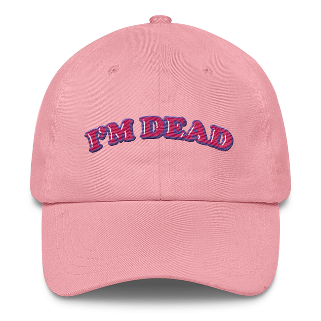 Adorned By Chi Pink Classic Dad Cap