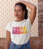 Foxy and Brown Unisex Short-Sleeve T-Shirt