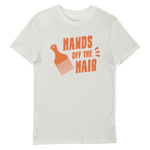 Adorned by Chi Hands Off the Hair Unisex Short-Sleeve T-Shirt