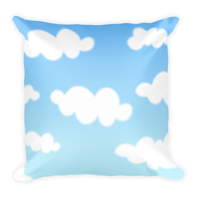 "Adorned By Chi ""Little Kiki"" Kiki's Delivery Service Inspired Throw Pillow"