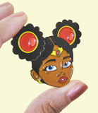 "Adorned By Chi ""Little Sailor"" Sailor Moon Inspired Soft Enamel Pin"