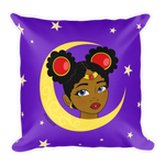 "Adorned By Chi Default Title ""Little Sailor"" Sailor Moon Inspired Throw Pillow"