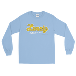 "Adorned By Chi Light Blue / S ""Lonely AF"" Unisex Long Sleeve T-Shirt (more colors)"