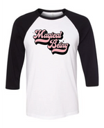 Magical Being Unisex Raglan T-Shirt