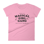 "Adorned By Chi CharityPink / S ""Magical Girl Gang: Official Member"" Women's short sleeve t-shirt (MORE COLORS)"