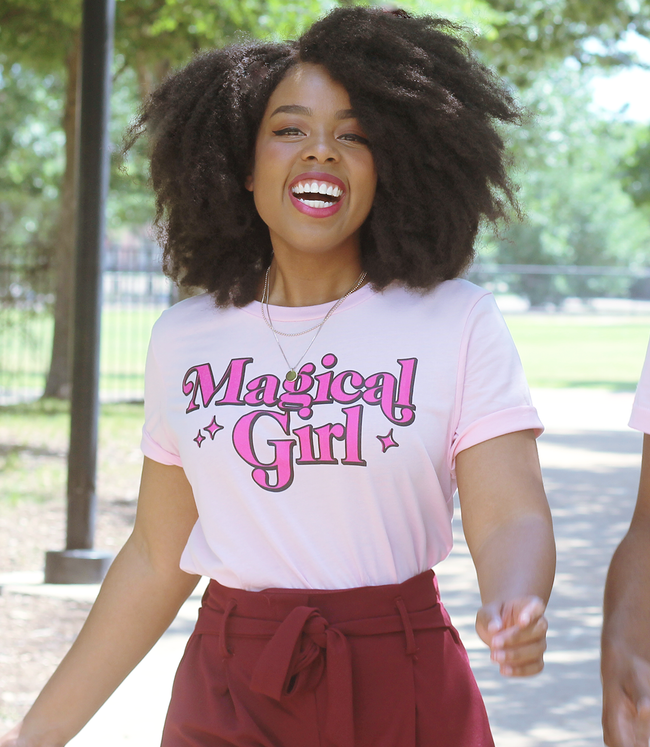 "Adorned By Chi ""Magical Girl"" Short-Sleeve Unisex T-Shirt"
