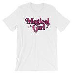 "Adorned By Chi White / S ""Magical Girl"" Short-Sleeve Unisex T-Shirt"
