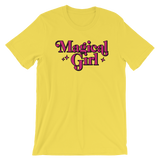 "Adorned By Chi Yellow / S ""Magical Girl"" Short-Sleeve Unisex T-Shirt"