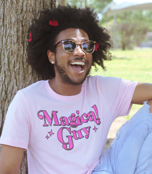 "Adorned By Chi ""Magical Guy"" Short-Sleeve Unisex T-Shirt"