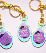 Adorned By Chi Magical Potion Keychain