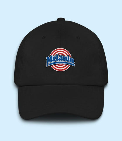 "Adorned By Chi ""Melanin Squad"" Dad hat"