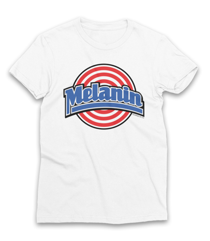 "Adorned By Chi ""Melanin Squad"" Women's Short Sleeve T-Shirt (More Colors)"