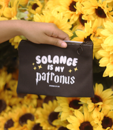 Solange is my Patronus Make Up Bag