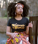 """Wakanda Forever"" Women's short sleeve t-shirt (more colors)"