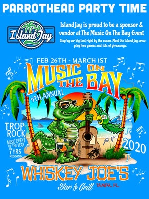 Music on the Bay 2020 Event in Tampa, Florida