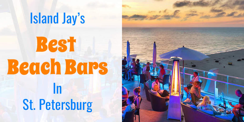 The Best Beach Bars in St. Petersburg