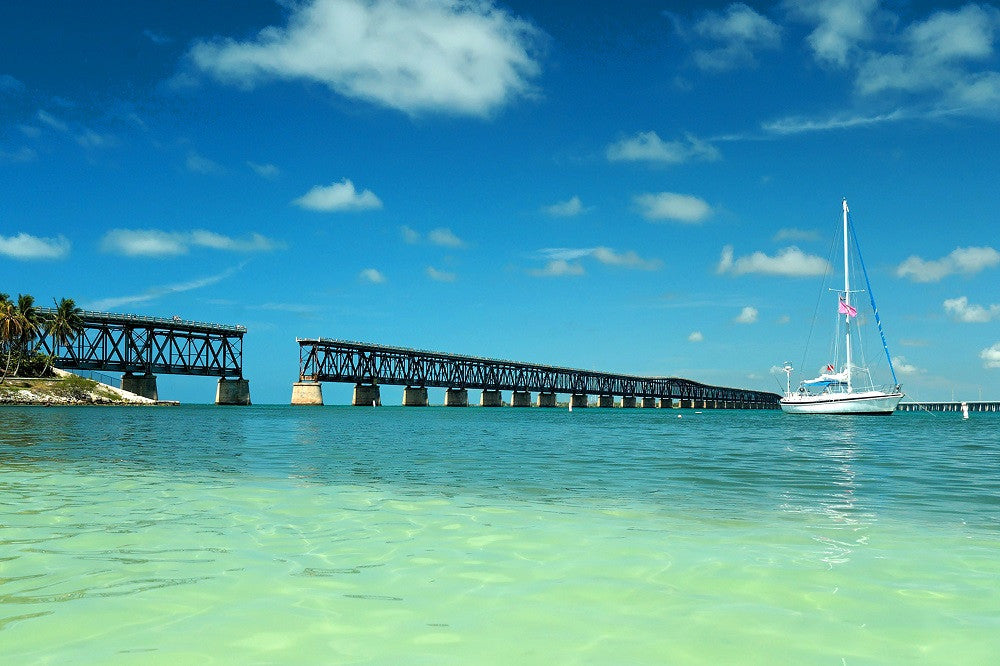 26 beautiful florida keys key west photos islandjay for Key west fishing pier